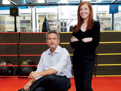 These Former Ringside Doctors Want a Clean Fight